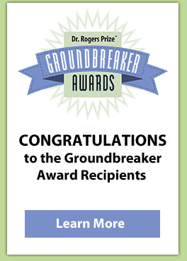 CONGRATULATIONS to the Groundbreaker Award Recipients