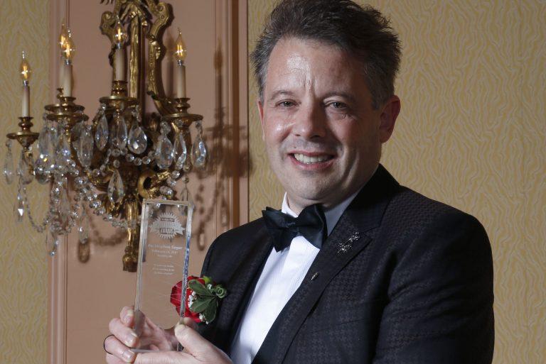 Dr. Stephen Sagar - Dr. Rogers Prize Groundbreaker Awards Winner