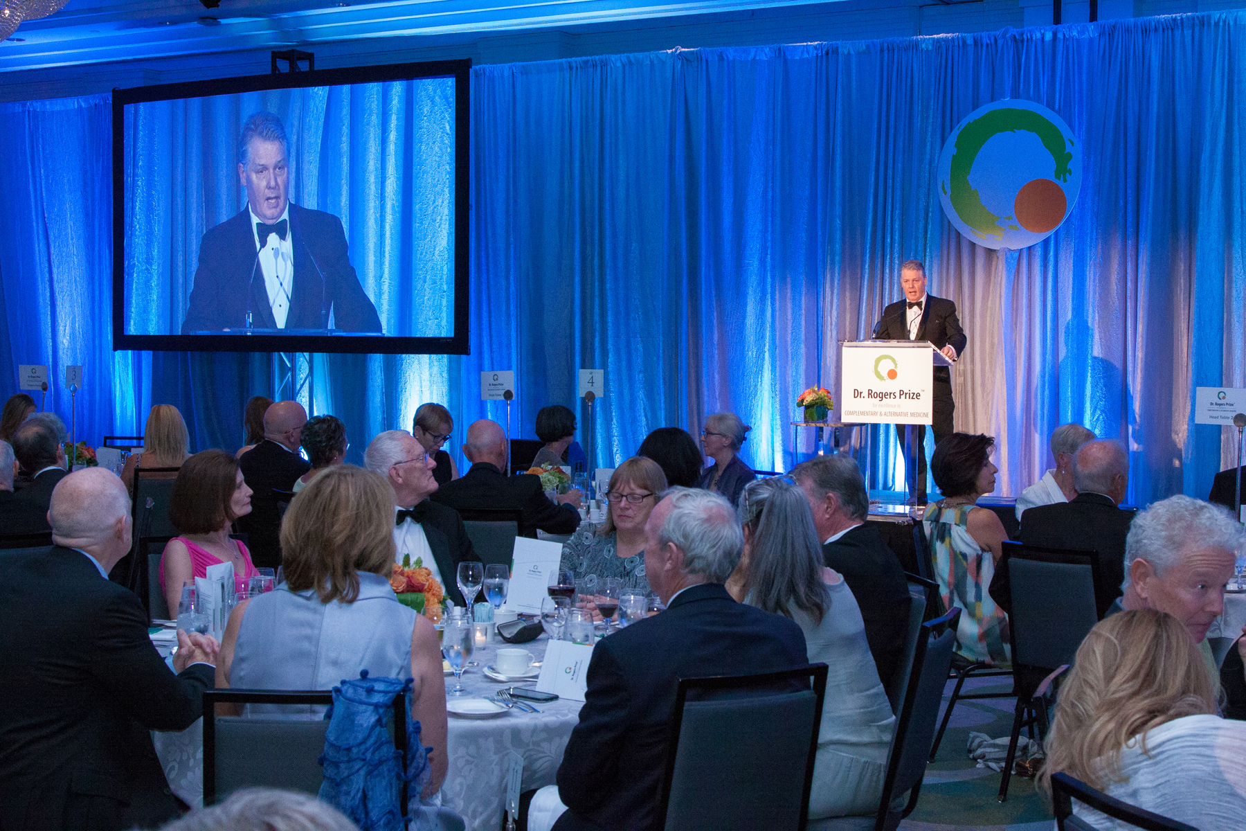 2017 Dr. Rogers Prize Gala Award Dinner