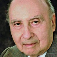 Dr. Rogers Prize Winner Abram Hoffer