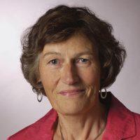 Dr. Rogers Prize Winner Marja Verhoef