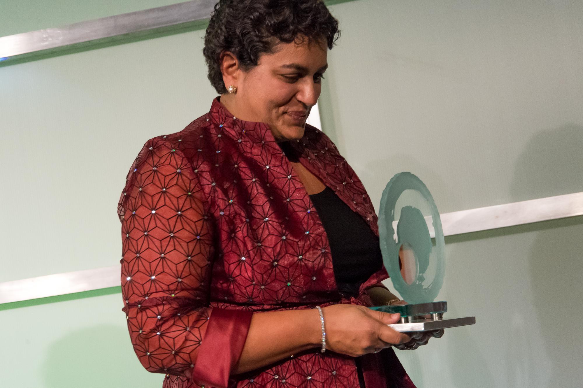 2013 Dr. Rogers Prize Winner Dr. Sunita Vohra